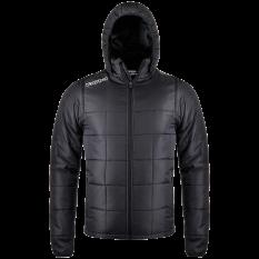 Kappa WAPLES Insulated Jacket (Black) - Adult.