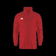 Kappa WISTER Rain Jacket (Red) - Adult.
