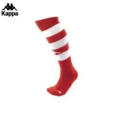 Kappa LIPENO Sock (Pair) (RED/WHITE) - Adult.