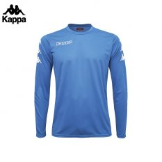 Kappa GOALKEEPER TEE (BLUE FLUO) Long Sleeve - Adult.