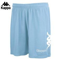 Kappa TALBINO Short (BLUE LIGHT/WHITE) - Adult.
