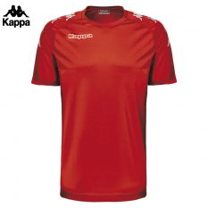 Kappa CASTOLO Shirt (RED) - Adult.