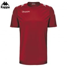 Kappa CASTOLO Shirt (RED GRANATA) - Adult.