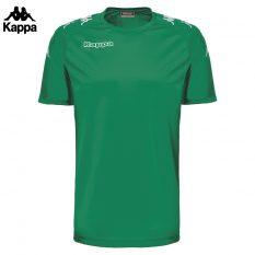 Kappa CASTOLO Shirt (GREEN) - Adult.