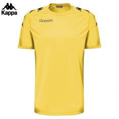 Kappa CASTOLO Shirt (YELLOW) - Adult.