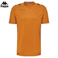 Kappa CASTOLO Shirt (ORANGE) - Adult.