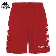 Kappa CURCHET Short (RED) - Adult.