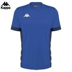 Kappa DERVIO Shirt (BLUE SAPPHIRE/BLUE MD COBALT) - Adult.