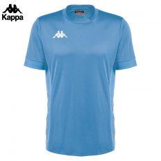 Kappa DERVIO Shirt (AZURE/BLUE SEA) - Adult.