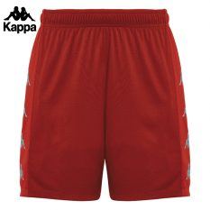Kappa DELEBIO Short (RED/RED DAHILA DK) - Adult.