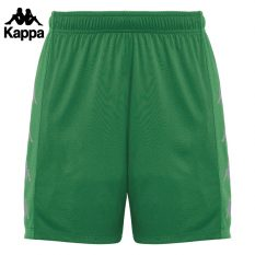 Kappa DELEBIO Short (GREEN BOSPHORUS/GREEN GALAPAGO) - Adult.