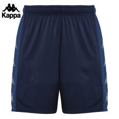 Kappa DELEBIO Short (BLUE MARINE/BLUE MD COBALT) - Adult.