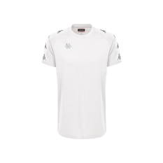 Kappa ANCONE T-Shirt (White) - Adult.