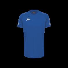 Kappa ANCONE T-Shirt (Blue Sapphire / Blue Cobalt) - Adult.