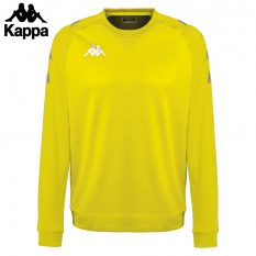 Kappa PARME Training Top (YELLOW FLUO) - Adult.