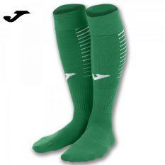 Joma PREMIER SOCKS GREEN (Pack of 4) - Adult.