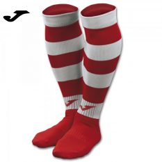 Joma ZEBRA II SOCKS RED-WHITE (Pack of 4) - Adult.