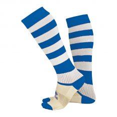 Errea ZONE Sock (Blue/White) - Adult.