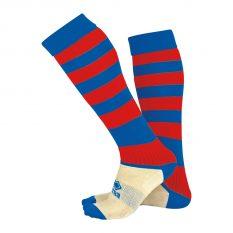 Errea ZONE Sock (Blue/Red) - Adult.