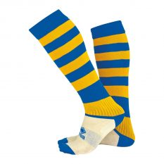 Errea ZONE Sock (Blue/Yellow) - Adult.