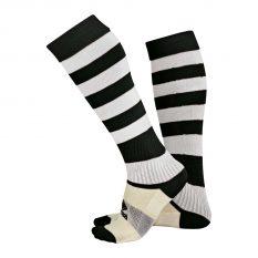 Errea ZONE Sock (Black/White) - Adult.