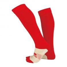 Errea TRANSPIR Sock (Red) - Adult.
