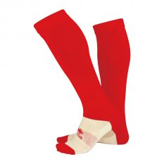 Errea POLYESTERE Sock (Red) - Adult.
