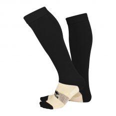 Errea POLYESTERE Sock (Black) - Adult.