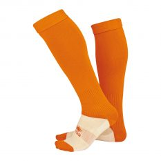 Errea POLYESTERE Sock (Orange) - Adult.