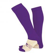 Errea POLYESTERE Sock (Purple) - Adult.
