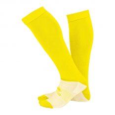 Errea POLYESTERE Sock (Yellow Fluo) - Adult.