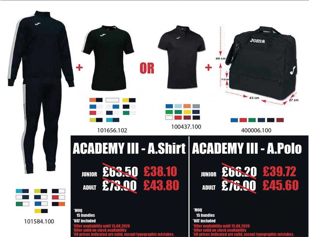 Academy Iii A2