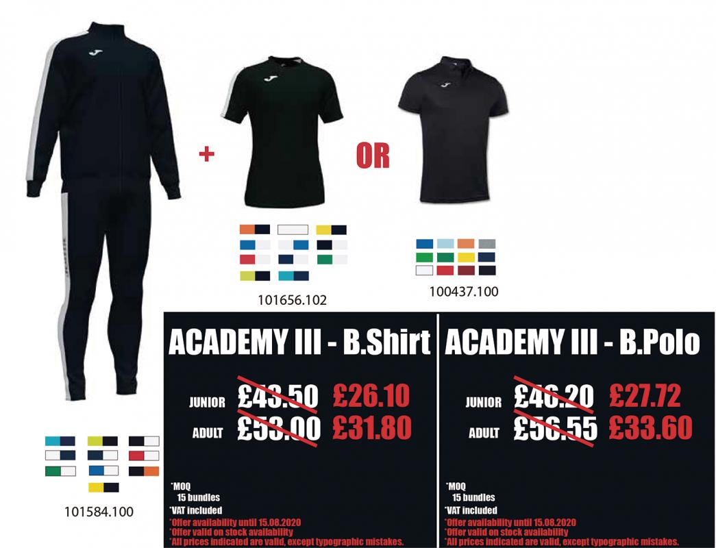 Academy Iii B2