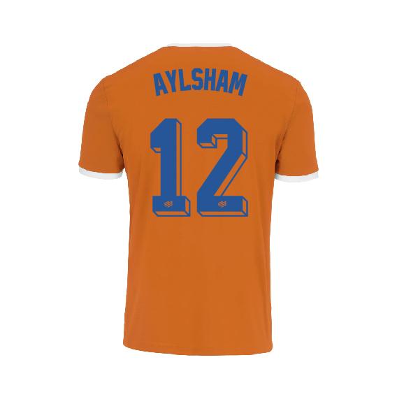Aylsham Design Illustration 3 Match Shirt Back