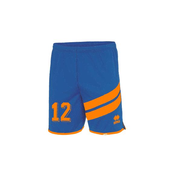 Aylsham Design Illustration 3 Match Shorts Front