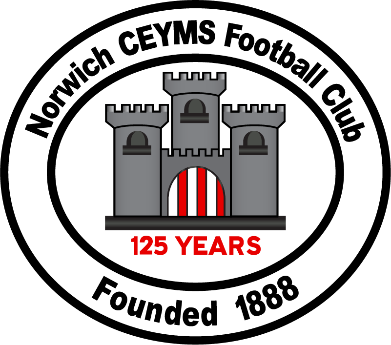 Norwich Ceyms FC Badge