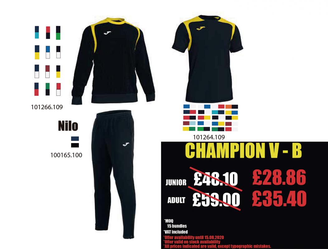 Champion V B2