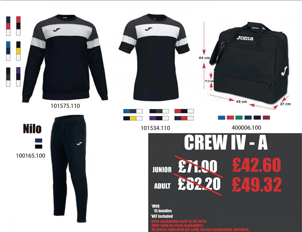 Crew Iv A2