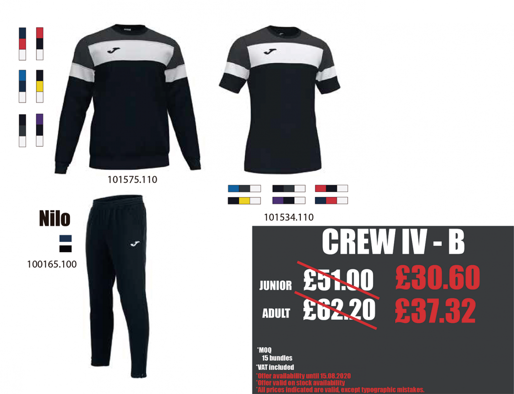 Crew Iv B2