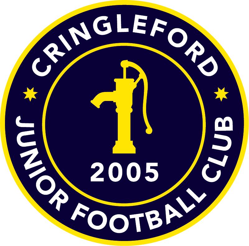 Cringleford JFC Badge