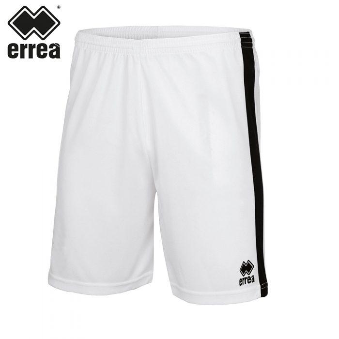 Errea BOLTON Short (WHITE BLACK) - Adult.