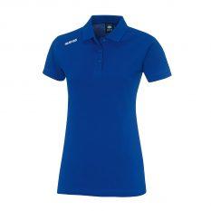 Errea TEAM LADIES Polo Shirt (Blue) - Adult.