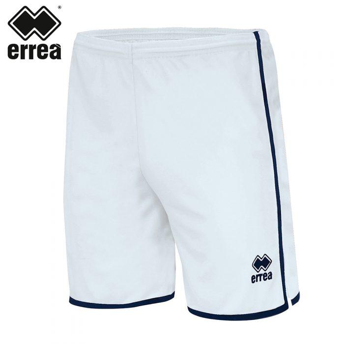 Errea BONN Short (WHITE NAVY) - Adult.