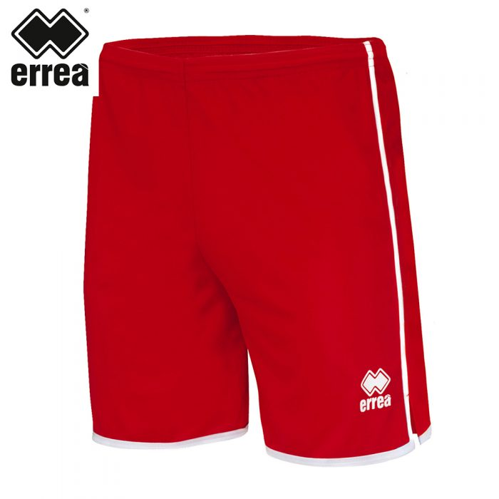 Errea BONN Short (RED WHITE) - Adult.