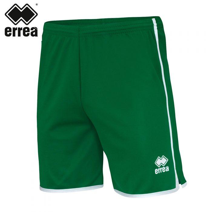Errea BONN Short (GREEN WHITE) - Adult.