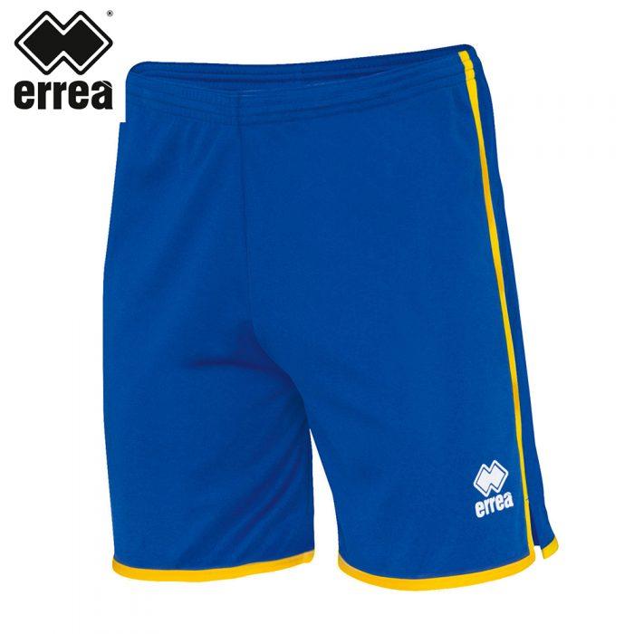 Errea BONN Short (BLUE YELLOW) - Adult.