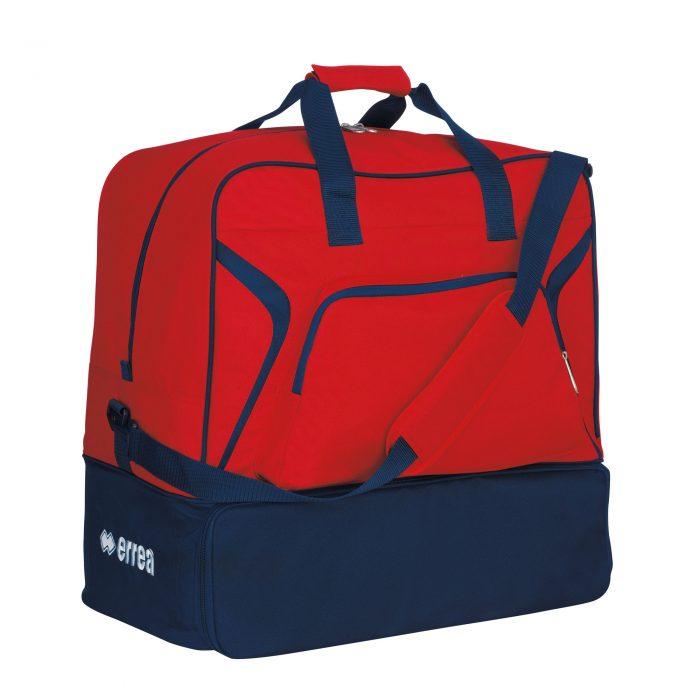 Errea LEWIN bag (Red-Navy)