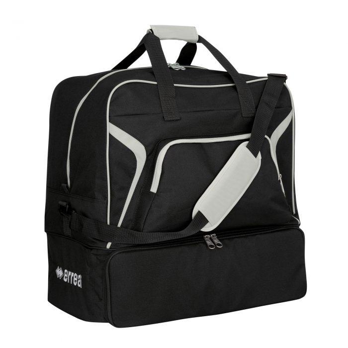 Errea LEWIN bag (Black-Grey)