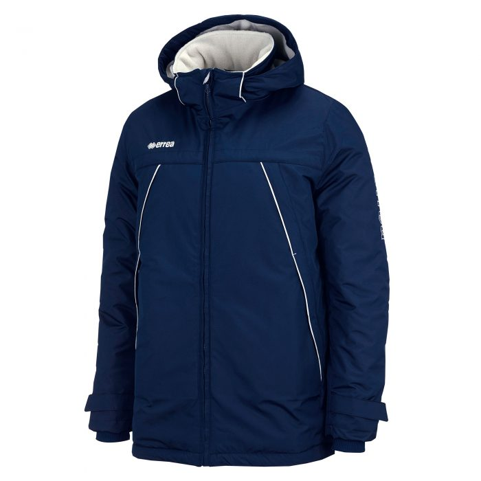 #52. Errea ICELAND Insulated Jacket (Navy) - Child.