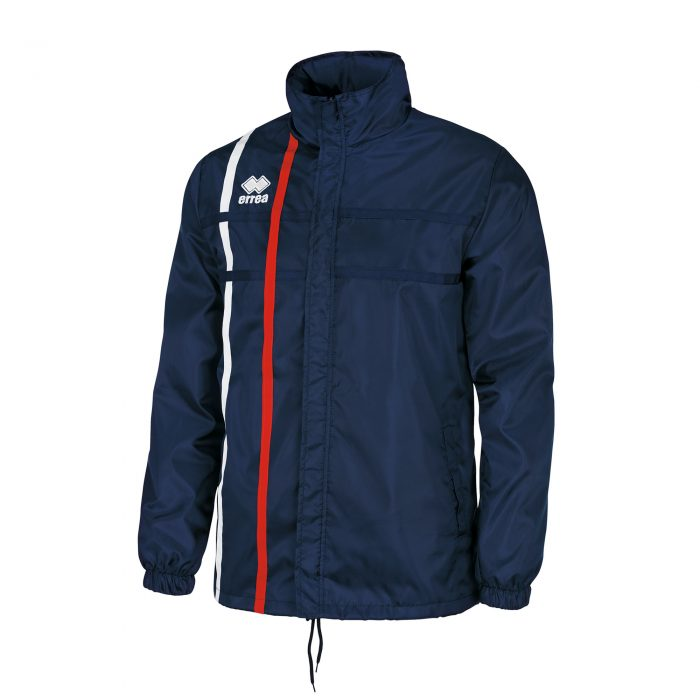 #60. Errea MITCHELL Jacket (Navy/White/Red) - Child.